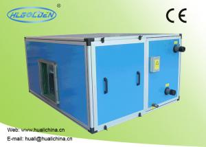Quality Floor Standing And Horizontal Chilled Water Air Handling Unit , Commercial AHU for sale