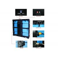 IP65 / IP54 Waterproof Wall LED Video Display Panel For Music Concerts