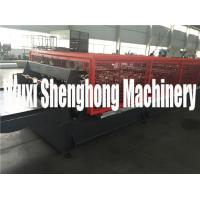 Corrugared Two Layer Sheet Metal Roll Forming Machines with Coining Process