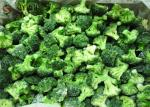 IQF Organic Frozen Broccoli Vegetables Process Without Any Impurities