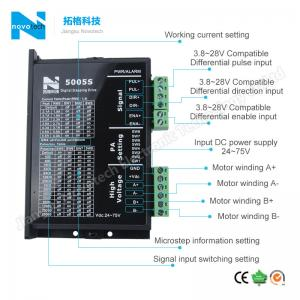 China Cheap High Quality 5005s Digital Stepper Motor Driver/Drive on sale