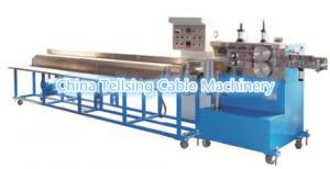 China linha planta Tellsing da máquina de corte do fio do cabo distribuidor de corrente do PVC da boa qualidade de China para a luz on sale