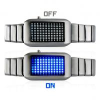 China Fashionable Binary Led Geek Watch on sale
