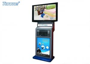 China High Resolution 32 Inch LCD Digital Signage , Mobile Phone Charge Kiosk Self Service on sale