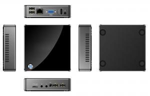 China Fanless Mini pc Intel Atom Z8300 Quad core Mini pc with VGA USB on sale