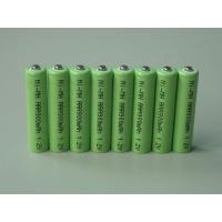 High safe performance 1.2v 900mah aaa nickel metal hydride rechargeable batteries