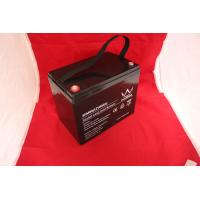 Off Grid  UPS Lead Acid Battery 12V For Portable VTR And Tape Recorders