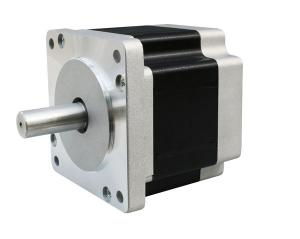 China Stepper Angle 1.8º Electric Two Phase Stepper Motor , 86mm Nema 34 Motor on sale