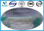 Teste Deca de Decanoate da testosterona do esteroide anabólico da testosterona de CAS 5721-91-5