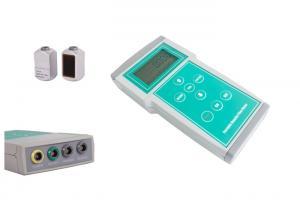 China Dirty Liquid Doppler Ultrasonic Flow Meter / Ultrasonic Doppler Flow Detector on sale