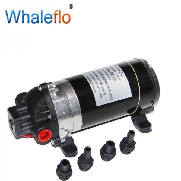 WHALEFLO DP-160 irrigation ultra high pressure portable