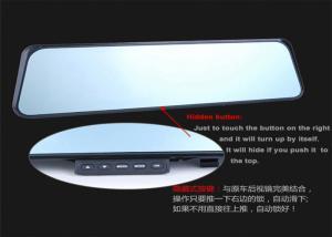 China HDMI H.264 Allwinner F20 Car Dvr Recorder camera , Mirror Car Dvr on sale