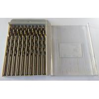China First Hand Raw Material German Thchnology Fully Ground 5.5mm Cobalt Drill Bits For Metal on sale
