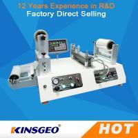 1 phase, AC 220V 1050W Vacuum Film Lab Coating Machine For LIthium Battery Electrode Coating