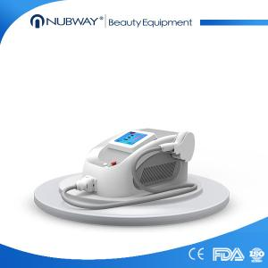 China Big spot size 12*20mm 808nm diode laser permanent hair removal depilation laser on sale