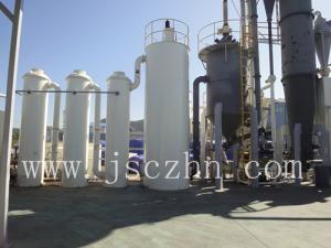 China 500KW  Biomass Gasification Power Plant on sale