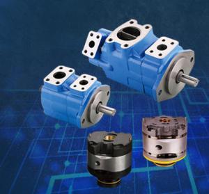 China Vickers 20VQ,25VQ,35VQ,45VQ hydraulic vane pump single pump VQ Series on sale
