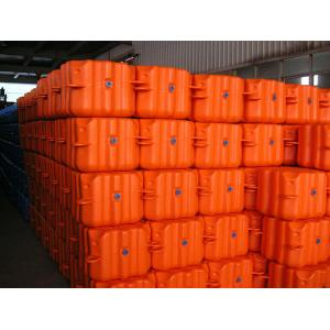 Quality pontón de /hdpe del flotador del HDPE for sale