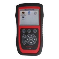 China Autel MaxiCheck Airbag/ABS SRS Light Service Reset Tool Autel Diagnostic Tool on sale