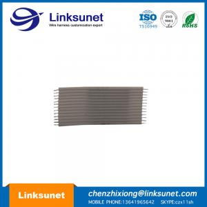 China UL2651 - 26AWG 2.54MM Pitch Flat Ribbon Cable Gray Custom 0.1 - 10M High Voltage on sale
