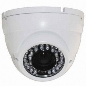 China 540TVL CCTV Color Dome IR Camera with 1/3-inch Sharp CCD on sale