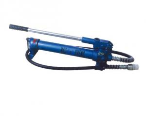 China 70 Mpa Hydraulic Crimping Tools Manual Pressure Hydraulic Hand Pump Light Weight on sale