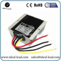 China Waterproof ip65 120W 5A 12v dc to 24v dc converter on sale
