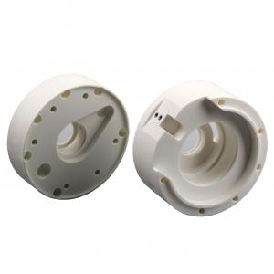 China PTFE  PPS PSU PPSU Cnc Machined Components 0.01mm Tolerance Spare Part on sale