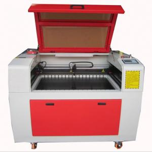 China 600*900mm laser cutting machine for cutting Spanish Style wedding invitations on sale