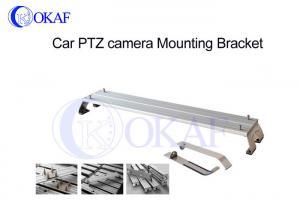China Anti Shake Car Roof Brackets , Adjustable Car Roof RacksCCTV  Camera Mounting Brackets on sale
