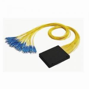 China 1xN PLC Splitter and 2xN PLC Splitter Module on sale