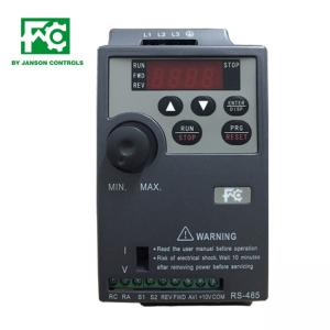China 3 Phase 220V Frequency Converter/ VFD 0.4KW,0.75KW,1.5KW,3.7KW, 380V, Frequency Inverter, AC Drive, AC Motor Drive on sale