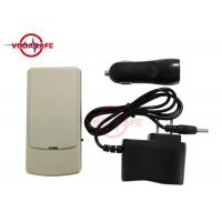 2 - 10m Shielding GPS Signal Blocker , Mobile Phone GPS Jammer 1200mAh Battery Capacity