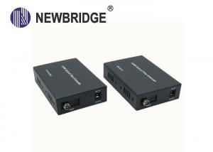 China HDMI Fiber Optic Kvm Extender 20km 1080P High Resolution Support IR Transmission on sale
