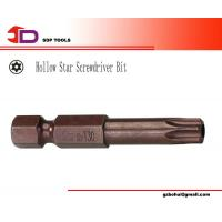 "1/4"" 50mm-150mm Hollow Torx Screwdriver Bit  for Industrial Electronics"
