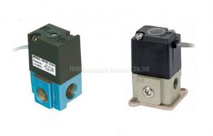 China MAC High Frequency Pneumatic Solenoid Control Valve G1/8 , G1/4 on sale