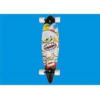Aluminum Truck Hardware Maple Wood Skateboards Custom Skate Decks For Adult