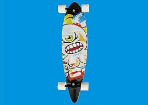 China Aluminum Truck Hardware Maple Wood Skateboards Custom Skate Decks For Adult on sale