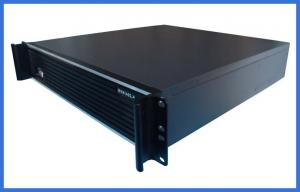 China Black 20 Channel NVR Network Video Recorder manual Dual - stream on sale