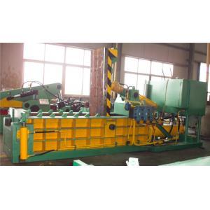 China Forward - out Hydraulic Baling Press 380V 4 - 40 Tons Per Shift YR81Q-200 on sale