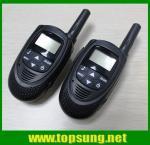 Walky talky del mini talkabout del tamaño T228 para los niños