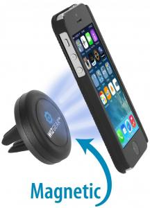 China Air Vent Magnetic Car Mount Holder Smartphone Car Mount For Mini Tablets on sale