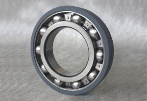 China MONTON hybrid Insulated Motor Bearings with ceramic rolling elements on sale