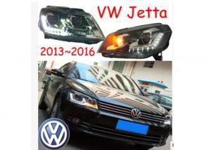 China VW JETTA headlight LED Ushape DRL Projector Headlights  For VW JETTA 2013-2016  high quality durable waterproof on sale