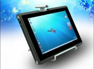 China 10 inch tablet pc, with window 7 OS, rotating camera, intel N455 CPU on sale