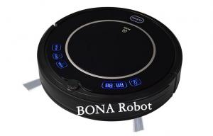 China Hands Free Home Commercial Automatic Robot Cleaner , Sweeping Floor Cleaning Mops on sale
