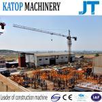 建設プロジェクトのための安いタワー クレーンTC5010 1t~4tの負荷