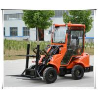 China Forklift truck DY840 reach lift forklift sale on sale