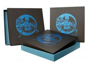 China Cardboard Recycle Keepsake Gift Boxes Matt Coated OEM on sale