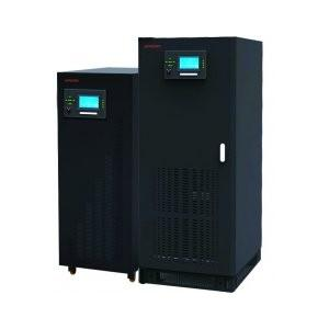 China 10 - 120 KVA 3 phase DSP control UPS Uninterrupted Power Supply with EPO function on sale